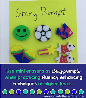 12 Easy Ways to Use Common Objects in Stuttering Therapy for SLPs by Natalie Snyders