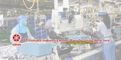 Operator Produksi PT. Yamaha Motor Karawang