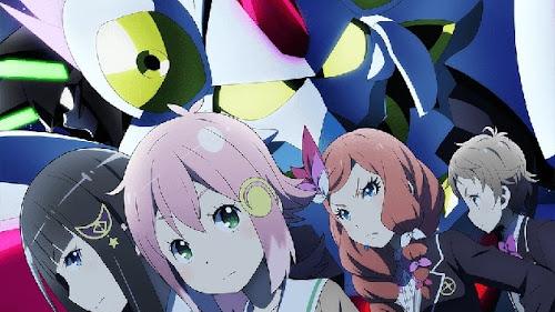 Se revela nueva información importante del anime original Granbelm.