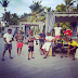 BankyW and his close friends on Bachelor's Trip to Punta Cana (Photos)