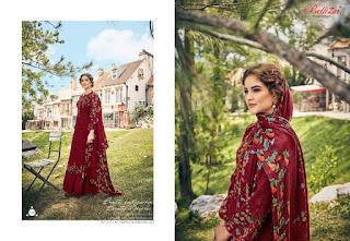 Belliza Ruhani Pashmina Winter Salwar kameez