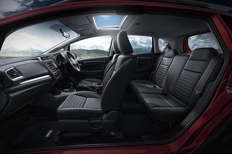 SUV giá rẻ Honda WR-V 2020 chỉ từ 263 triệu đồng tại Ấn Độ