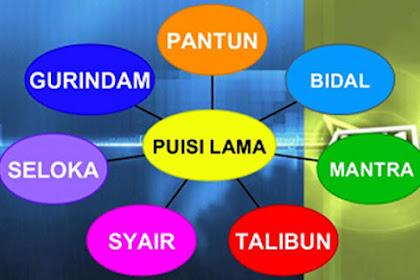 Perbedaan Pantun Syair Dan Gurindam Halaman 171 Dalam ...