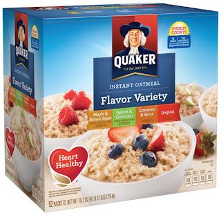 Harga Produk Quaker Oatmeal