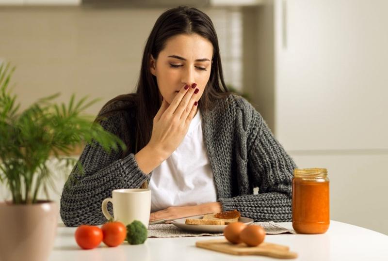Çok az yiyerek doyuyorsanız mide felci ile karşı karşıya olabilirsiniz