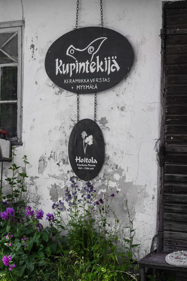 PauMau blogi nelkytplusbloggari nelkytplus nelkytplusblogit ruukki picnic 2015 ruotsinpyhtää strömforsin kupintekijä keramiikkaverstas