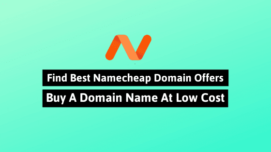 Buy domain name for cheap with best Namecheap domain offers