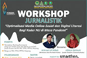 Workshop Jurnalistik, Ajang Kaderisasi LPP PAC IPNU IPPNU Mayong pada Porseni ke-XIII