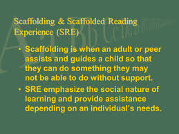Scaffolded Reading Experience (SRE) Strategy in Reading