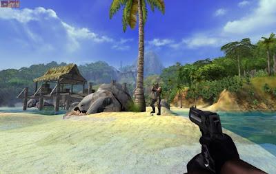 تحميل لعبة Far Cry 1 للكمبيوتر