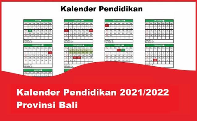 kalender pendidikan bali
