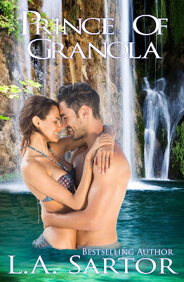 Prince of Granola by L.A. Sartor cover