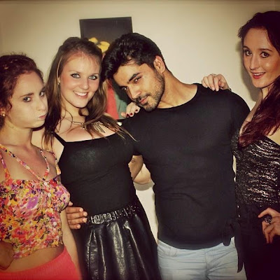 gautam gulati partying hard with his girlfriends unseen leaked hot pics 2015