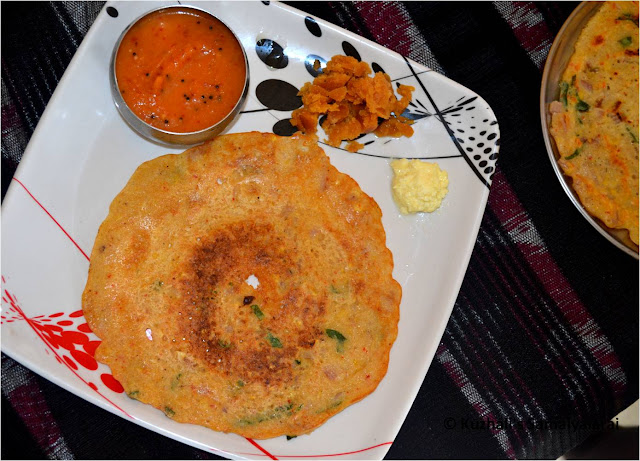 ADAI RECIPE- SOUTH INDIAN ADAI DHOSAI RECIPE- KAARA ADAI