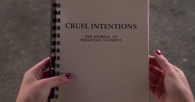 cruel intentions sebastian diary