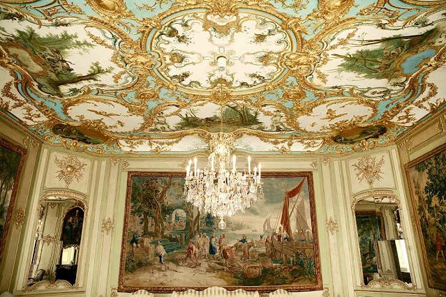 Schloss Augustusburg Interiors