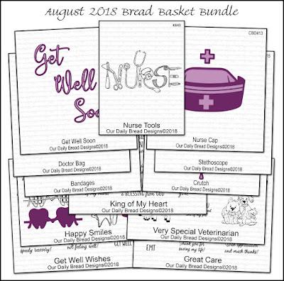 August 2018 Bread Basket Bundle