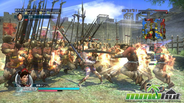 Dynasty Warrior 5 Special PC Full Version Gameplay