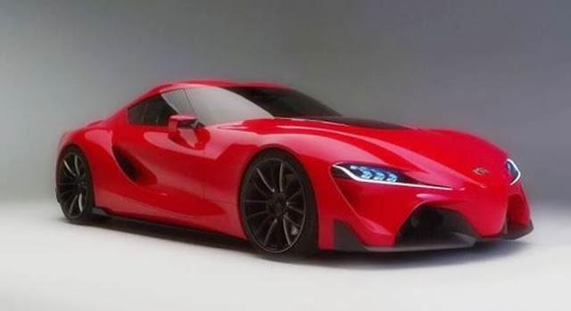 2018 Toyota FT1 Specs and Price