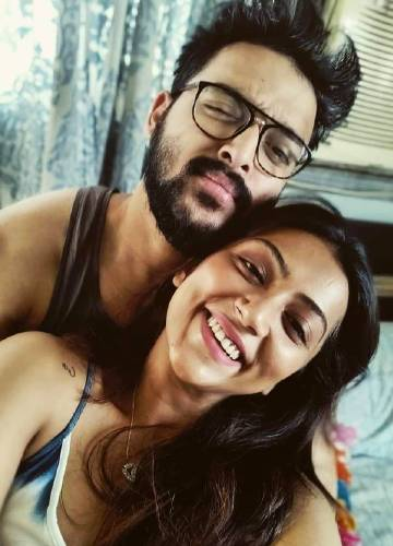 Saurav Das Girlfriend