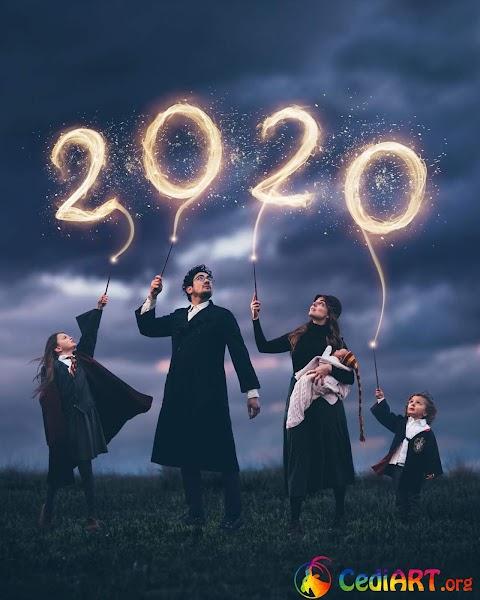 2020! Mutlu Yeni Yıllara. |  2020!  Happy New Year.