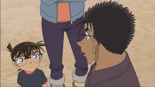 Hellominju.com : 名探偵コナンアニメ 『第993話 代役・京極真』   Detective Conan Ep.993   Hello Anime !