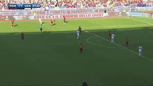 مباشر مشاهدة مباراة روما وجنوى بث مباشر 18-4-2018 الدوري الايطالي يوتيوب بدون تقطيع