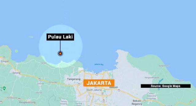 'Tolong, Ada Api!' Teriak Nelayan di Tempat Jatuhnya Pesawat Sriwijaya SJ-182
