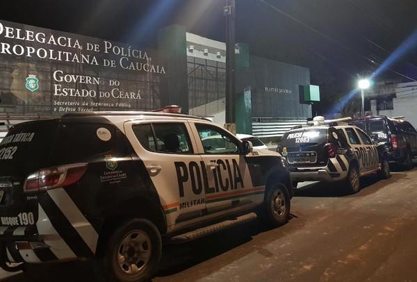 Jovem de 22 anos é morto e suspeito detido em Caucaia, na Grande Fortaleza