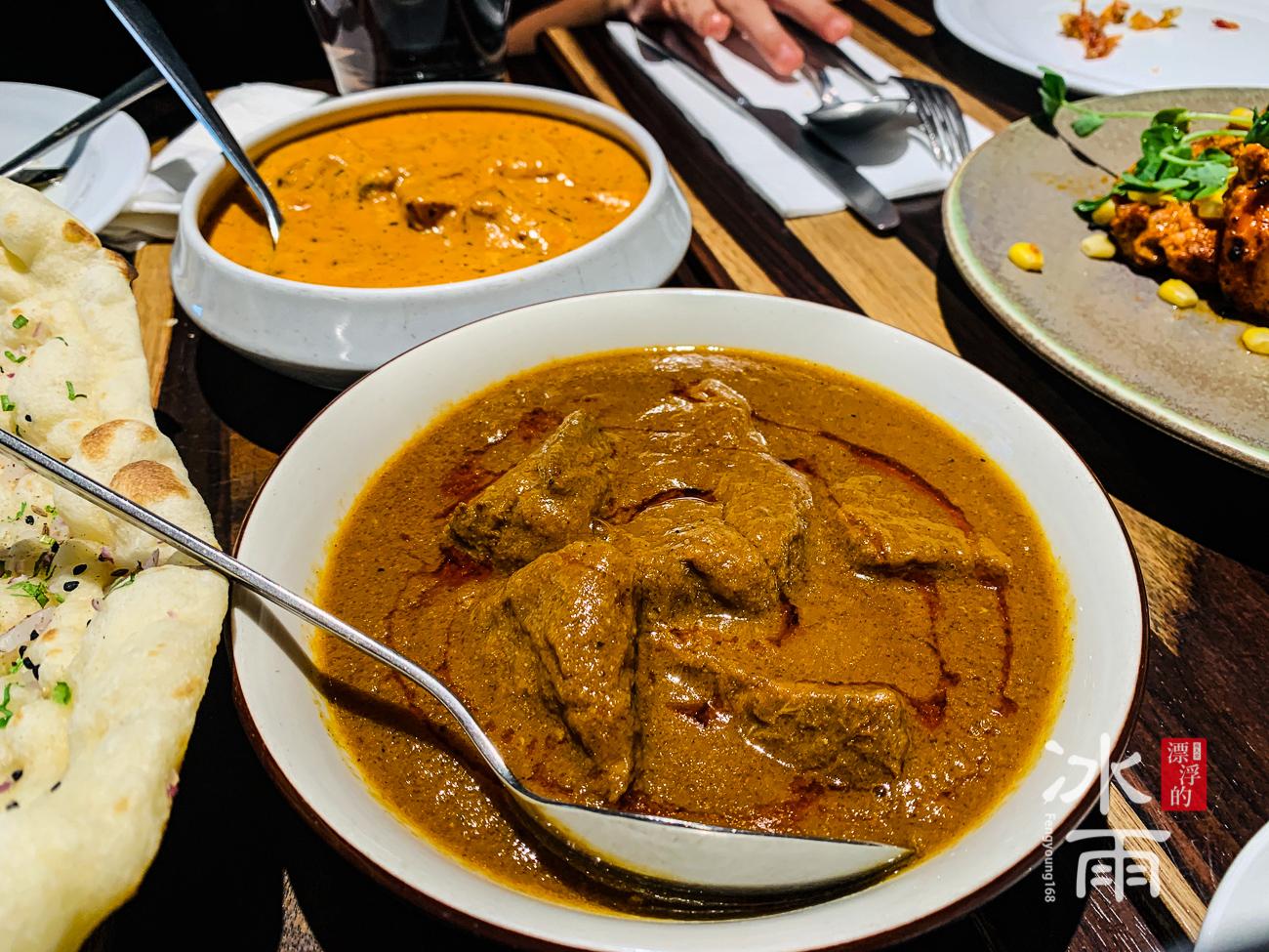 香料屋印度料理 印度牛肉咖哩