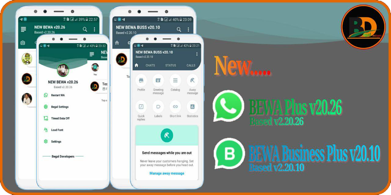 BEWA Business Plus
