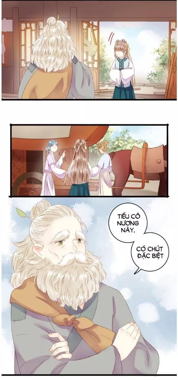 Nàng Phi Cửu Khanh - Thần Y Kiều Nữ chap 5 - Trang 16