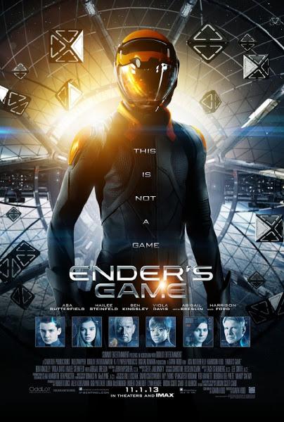 Ender's Game 2013 Hindi 720p BRRip Dual Audio