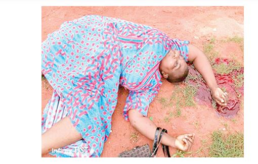 Police Inspector Kills Woman Who Came To Station To Complain About Her Missing Money In Anambra State
