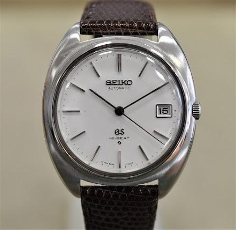 SEIKO・56グランドセイコー<br />85,000円