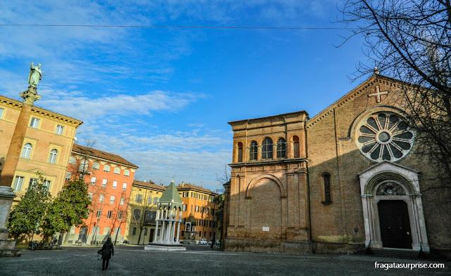 Basílica de São Domingos, Bolonha