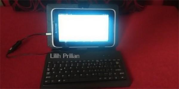 Salah Beli Keyboard Tablet 7 Inci Murah di OLX