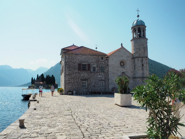 Church & Museum, Our Lady of the Rocks Perast
