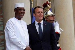 French Airstrikes in North Chad Affirm Support for President Idriss Deby