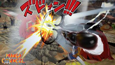 Game One Piece Burning Blood PC Game Full Version