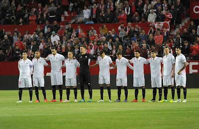 Once Sevilla Real Sociedad