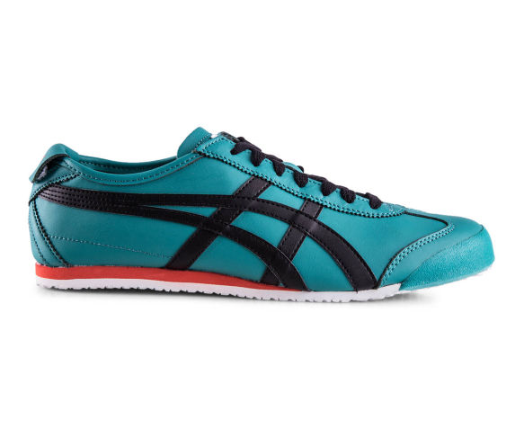 brand new f0067 5186f Every season Asics Onitsuka offers this model in fresh new colorways, yet  keeps true to the original Mexico 66 design. For spring 2015, the new  distinct ...