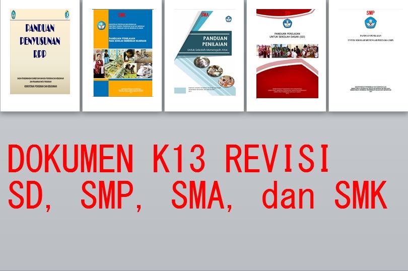Dokumen Kurikulum 2013 Revisi ( SD,SMP,SMA, dan SMK )