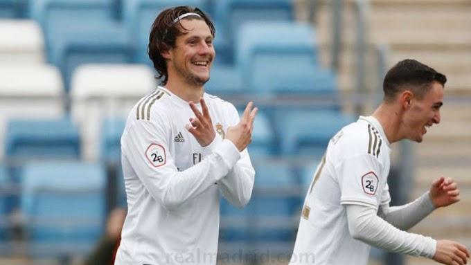 Marc Gual: Real Madrid Castilla's sensation