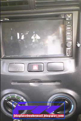 video di DVD player mobil