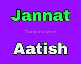 Jannat by aatish