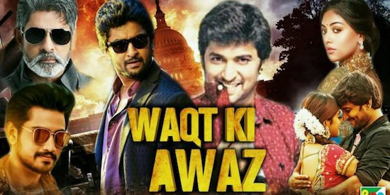 Waqt Ki Awaz 2020 Hindi Dubbed 300MB 480p HDRip