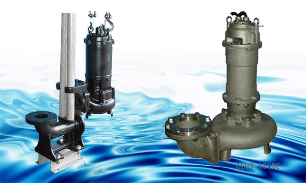 Tổng hợp những sự cố của máy bơm chìm nước thải.
