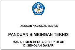 Download Buku 2 Panduan Bimtek MBS SD