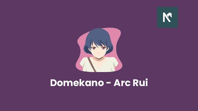 Nonton anime Domestic na Kanojo sub indo